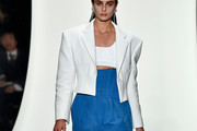 Taylor Hill Cropped Jacket