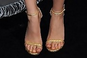 Taissa Farmiga Evening Sandals