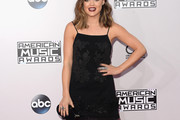 Lucy Hale Little Black Dress