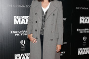 Kelly Klein Wool Coat