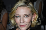 Cate Blanchett Curled Out Bob