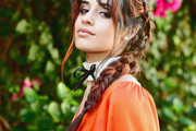 Camila Cabello Long Braided Hairstyle