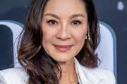 Michelle Yeoh Long Wavy Cut