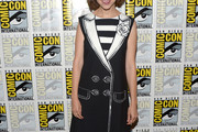 Kristen Schaal Print Dress