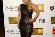 Lori Greiner Beaded Dress