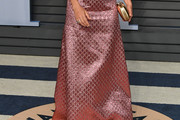 Salma Hayek Long Skirt