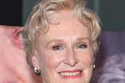 Glenn Close Short Wavy Cut