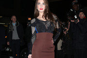 Alexa Ray Joel Fitted Blouse