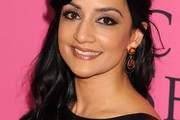 Archie Panjabi Half Up Half Down