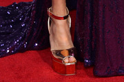 Carrie Underwood Platform Sandals