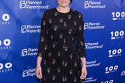 Tina Fey Print Dress