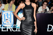 Rebecca Da Costa Leather Dress