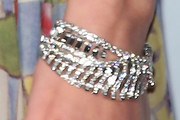 Keira Knightley Diamond Bracelet