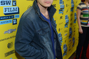 Emile Hirsch Denim Jacket