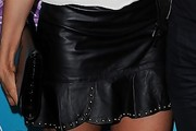 Courtney Mazza Mini Skirt