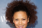 Thandie Newton Short Curls