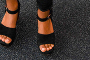 Lyndie Greenwood Platform Sandals
