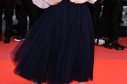 Elle Fanning Full Skirt