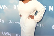 Oprah Winfrey Midi Dress