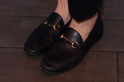 Felicity Huffman Casual Loafers