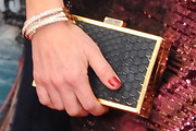 Carla Gugino Box Clutch
