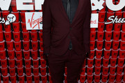 Justin Chon Men's Suit