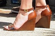 Susan Downey Wedges