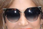 Jennifer Lopez Cateye Sunglasses