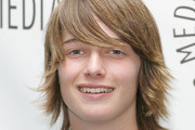 Patrick Schwarzenegger Medium Straight Cut with Bangs