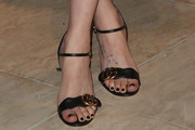 Dakota Johnson Strappy Sandals