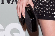 Gracie Otto Patent Leather Clutch