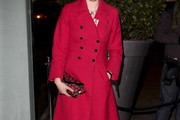 Jasmine Guinness Wool Coat