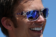 Dan Wheldon Oval Sunglasses