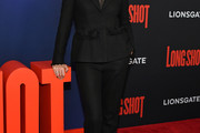 Charlize Theron Pantsuit