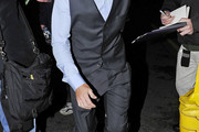 Tom Felton Men's Suit