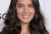 Olivia Munn Long Curls