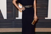 Thandie Newton Evening Dress