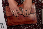 Piper Perabo Leather Clutch