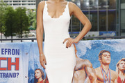 Ilfenesh Hadera Form-Fitting Dress