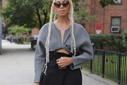 Solange Knowles Crop Top