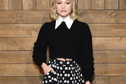Olivia Holt Crop Top