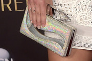 Chloe Bennet Box Clutch