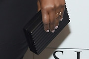 Octavia Spencer Box Clutch