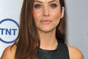 Julie Gonzalo Long Straight Cut