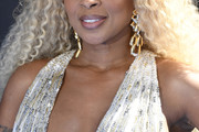 Mary J. Blige Long Curls