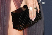 Nikki Reed Box Clutch