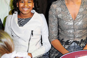 Sasha Obama Motorcycle Jacket