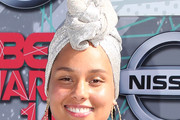 Alicia Keys Turban