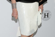 Catherine Deneuve Pencil Skirt