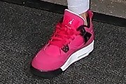 Karrueche Tran Running Shoes